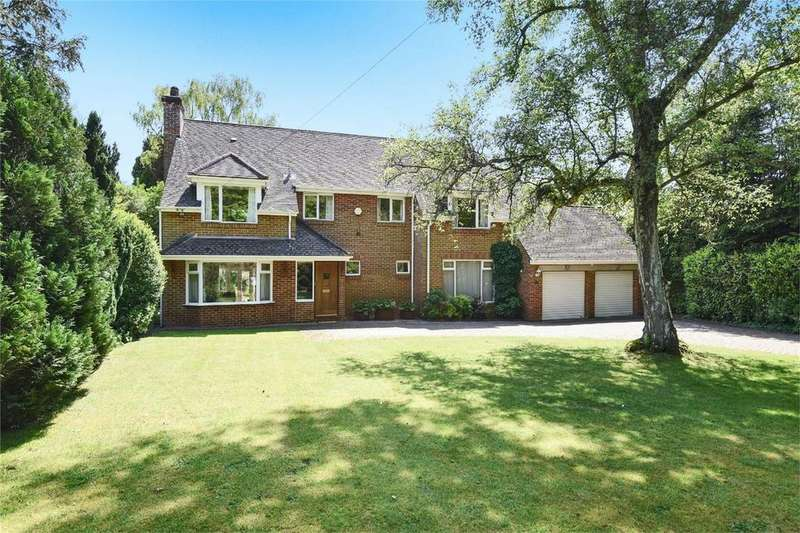 4 Bedrooms Detached House for sale in Hook Road, Ampfield, Hampshire