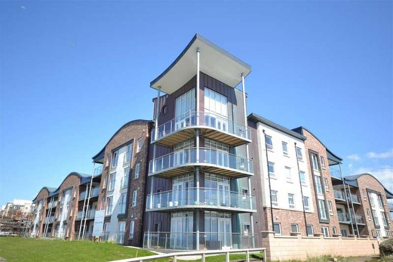 3 Bedrooms Penthouse Flat for sale in 24 Yeomanry Place, Ayr, KA7 1LD