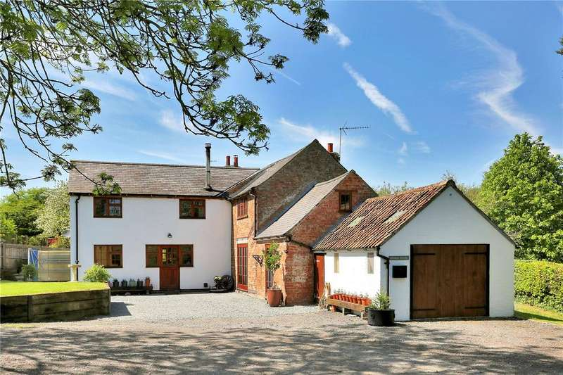 4 Bedrooms Detached House for sale in Nether End, Great Dalby, Melton Mowbray