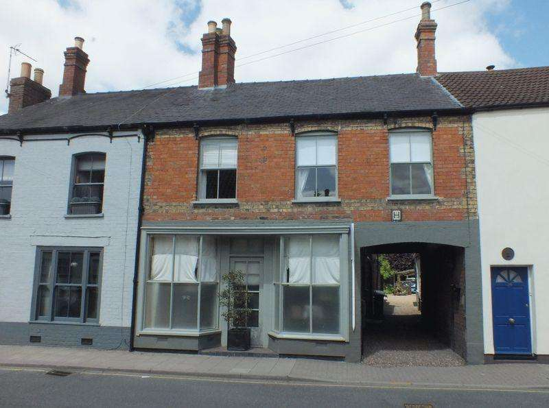 4 Bedrooms Terraced House for sale in West Street, Horncastle