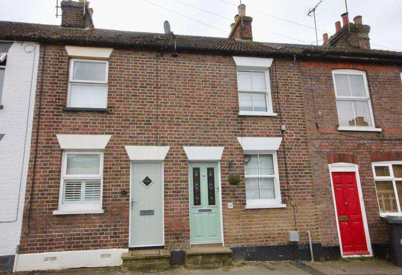 2 Bedrooms Terraced House for sale in Summer Street, Slip End
