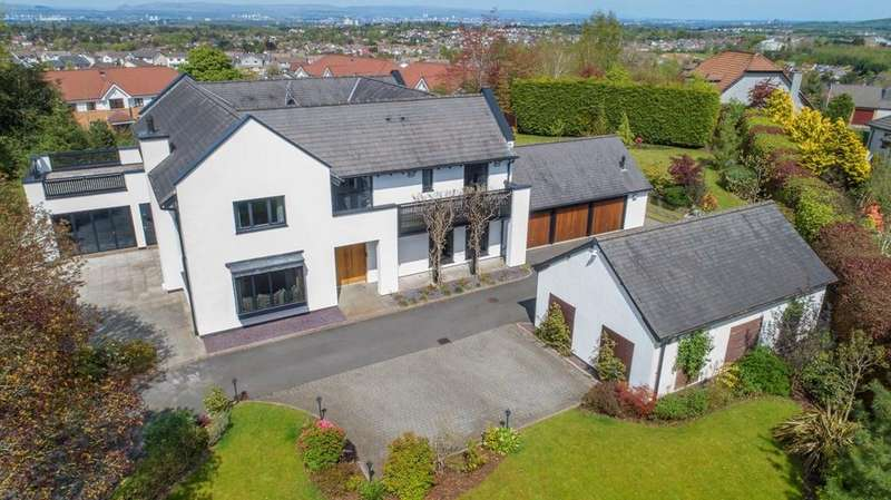 6 Bedrooms Detached House for sale in Old Humbie Road, Newton Mearns, Glasgow, G77