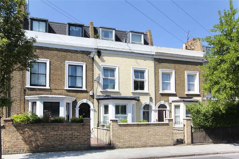 4 Bedrooms House for sale in Marcilly Road, Battersea, London, SW18
