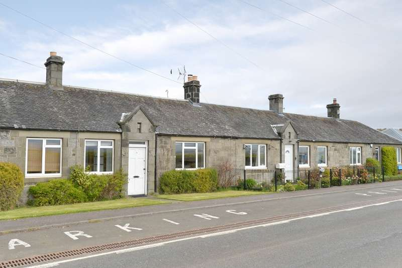 2 Bedrooms Cottage House for sale in Carlowrie Farm Cottages, Kirkliston, West Lothian, EH29 9EJ