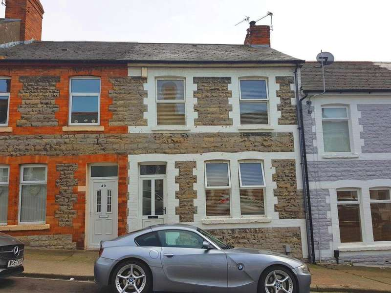 2 Bedrooms Terraced House for rent in Princes Street, BARRY