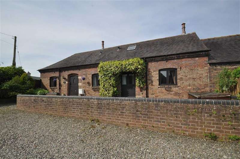 3 Bedrooms Semi Detached Bungalow for rent in Millpond Cottage, The Hem, Shifnal, Shropshire, TF11