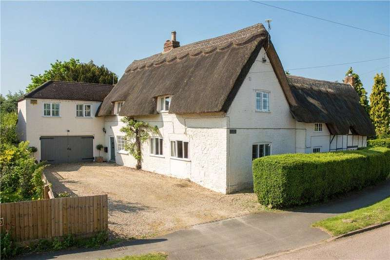 5 Bedrooms Unique Property for sale in The Green, Great Horwood, Buckinghamshire