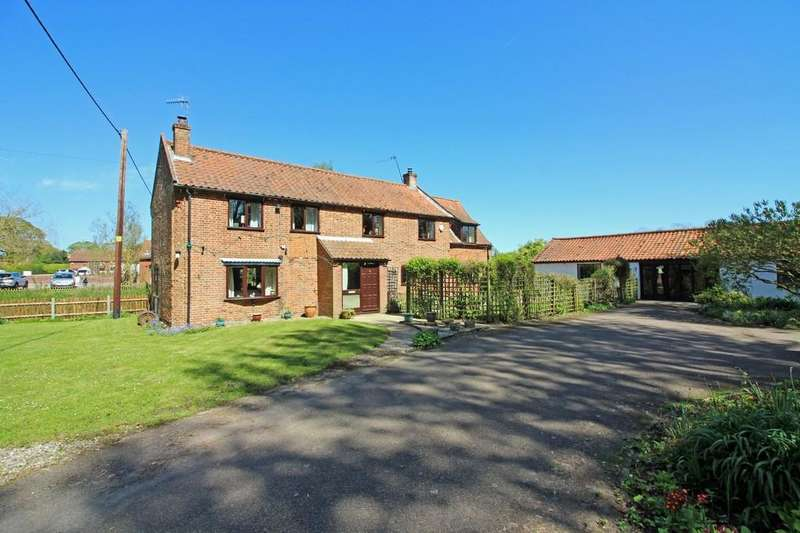 4 Bedrooms Cottage House for sale in The Street, Swafield