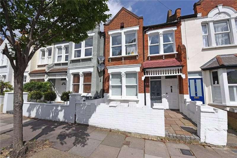 2 Bedrooms Maisonette Flat for sale in Brookwood Road, London, SW18