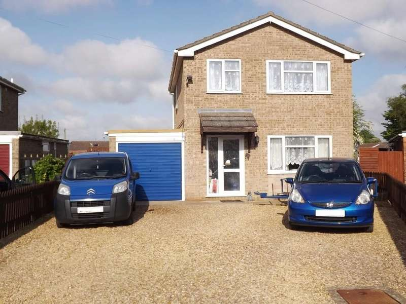3 Bedrooms Detached House for sale in Holbeach