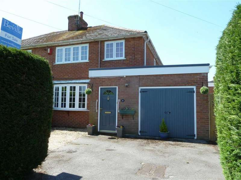 3 Bedrooms Semi Detached House for sale in Woodlands Road, Sonning Common, Sonning Common Reading