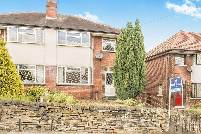 3 Bedrooms Semi Detached House for rent in Old Road, Churwell,Morley, Leeds, LS27