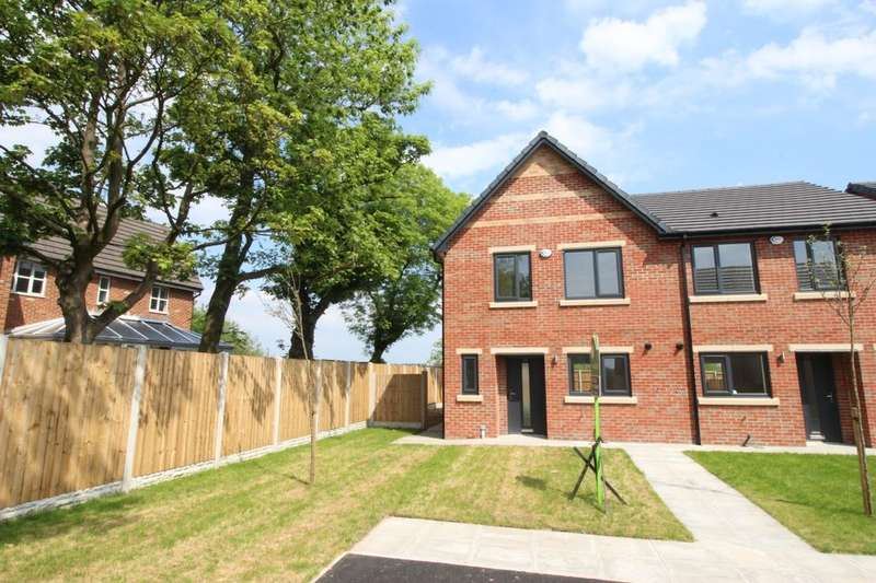 3 Bedrooms Semi Detached House for sale in Hulton Meadows, Bolton, BL3