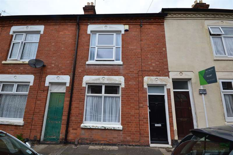 3 Bedrooms Terraced House for sale in Hazel Street, Leicester