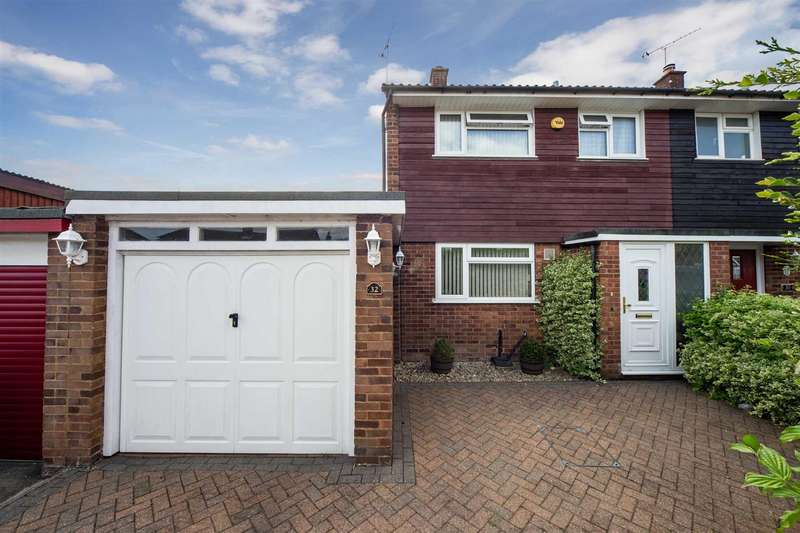 3 Bedrooms Semi Detached House for sale in Mardale Avenue, Dunstable