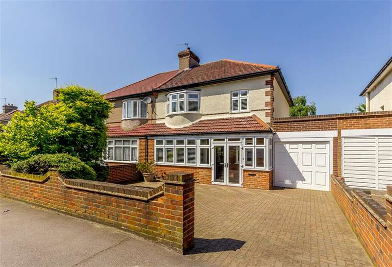 4 Bedrooms Semi Detached House for sale in Woolwich Road , Abbey Wood , London , SE2 0PU