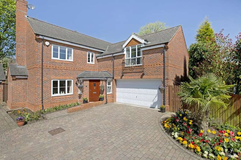 6 Bedrooms Detached House for sale in Silvertrees, Bramhope