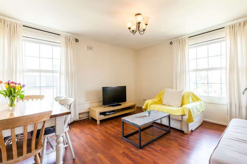 1 Bedroom Flat for sale in Kingsgate House, Brixton, SW9