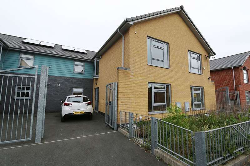 3 Bedrooms Semi Detached House for sale in Tommy Johnson Walk, Manchester, Greater Manchester, M14