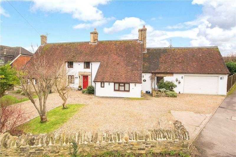 5 Bedrooms Unique Property for sale in Oakley Road, Bromham, Bedford, Bedfordshire