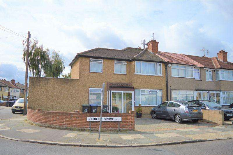 4 Bedrooms End Of Terrace House for sale in 4 Bed End Terrace House For Sale