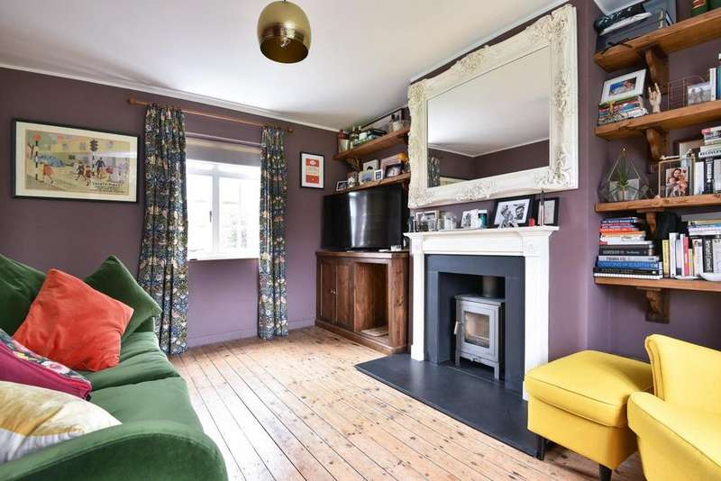 3 Bedrooms Terraced House for sale in Red Post Hill, Herne Hill
