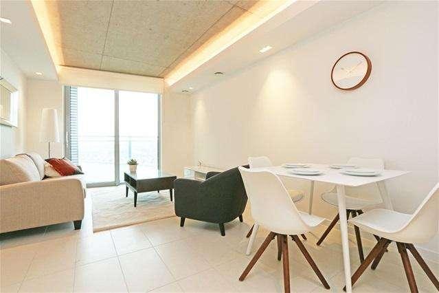 1 Bedroom Flat for sale in Hoola, Royal Docks, London