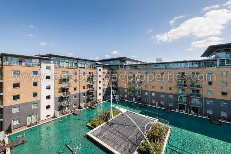 2 Bedrooms Flat for sale in Building 50, Argyll Road, Royal Arsenal Riverside SE18
