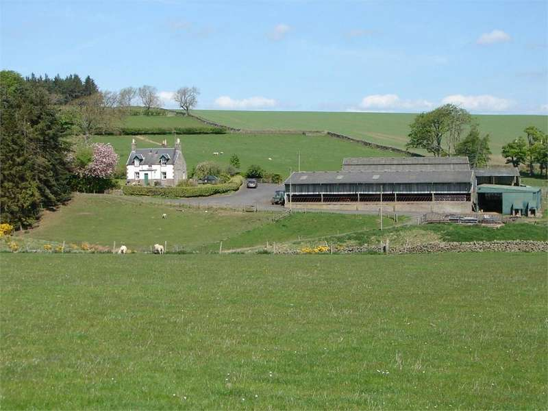 3 Bedrooms Land Commercial for sale in Lower Ashtrees, JEDBURGH, Scottish Borders