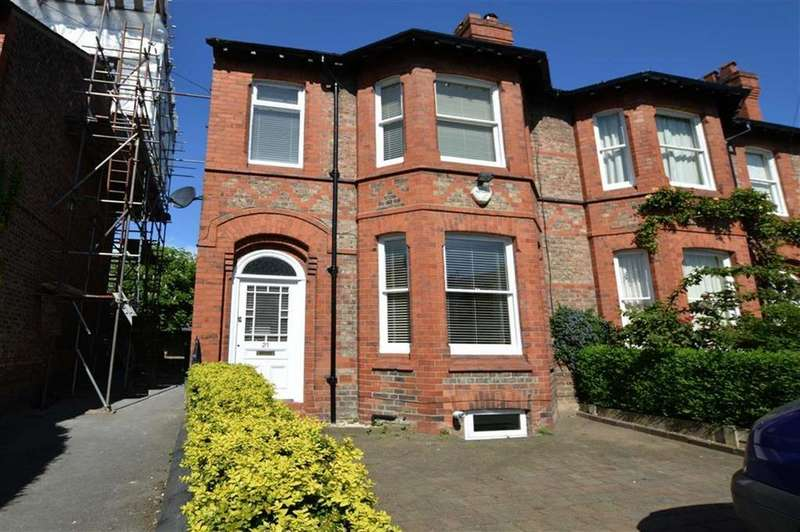 3 Bedrooms End Of Terrace House for sale in Albert Road, Hale, Cheshire, WA15