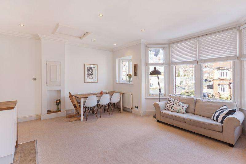2 Bedrooms Apartment Flat for sale in Copley Park, Streatham, London