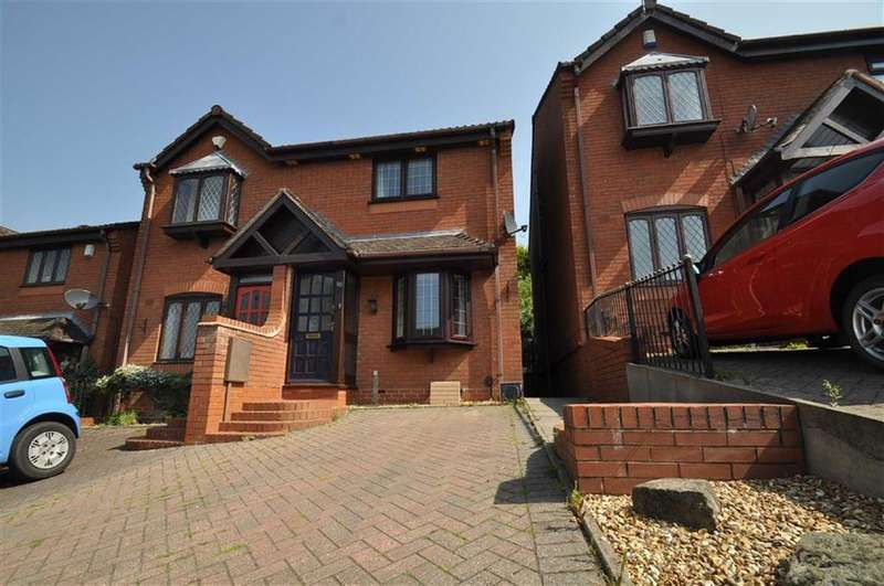 2 Bedrooms Semi Detached House for rent in 10, Gideons Close, Dudley, West Midlands, DY3