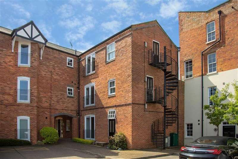 1 Bedroom Apartment Flat for sale in The Old Coffee Mills, Market Harborough