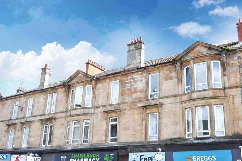 2 Bedrooms Flat for sale in 2/2 11 Kilmarnock Road, Shawlands, G41 3YN