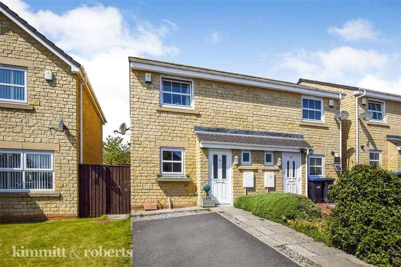 2 Bedrooms Semi Detached House for sale in Morton Close, Murton, Seaham, Co. Durham, SR7