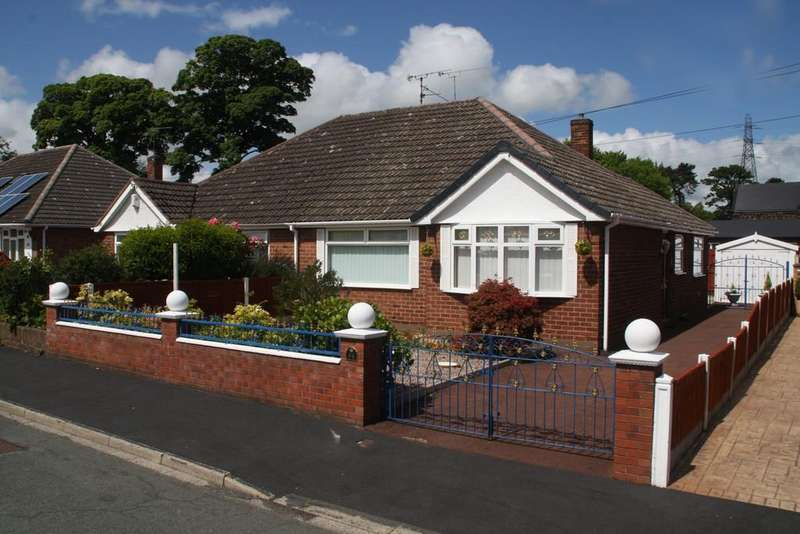 2 Bedrooms Semi Detached Bungalow for rent in Childer Crescent - Little Sutton