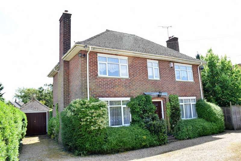 4 Bedrooms Detached House for rent in Green Lane, Thetford