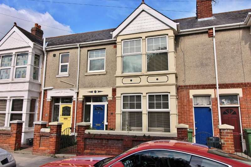 3 Bedrooms Terraced House for sale in Amberley Road, Hilsea