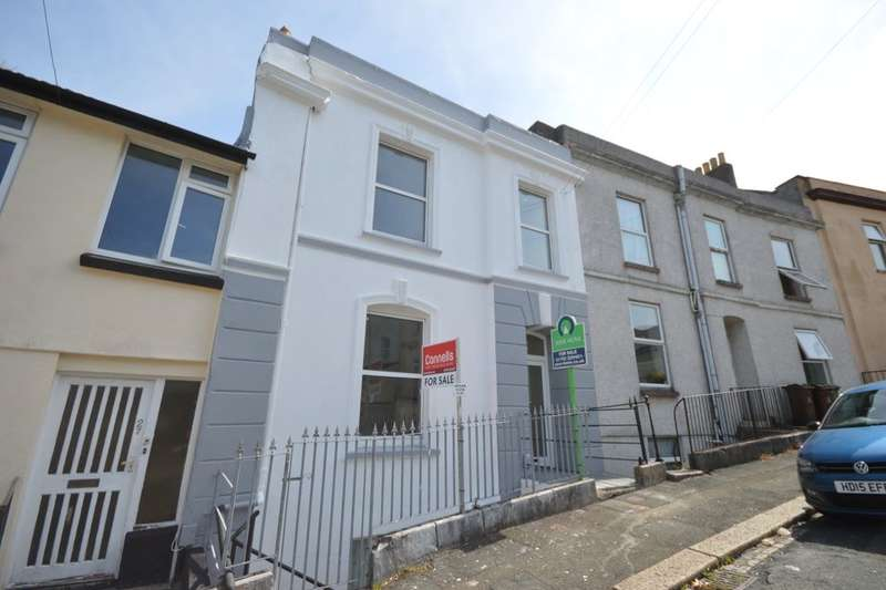 2 Bedrooms Flat for sale in First Floor Flat Arundel Crescent, Plymouth, PL1