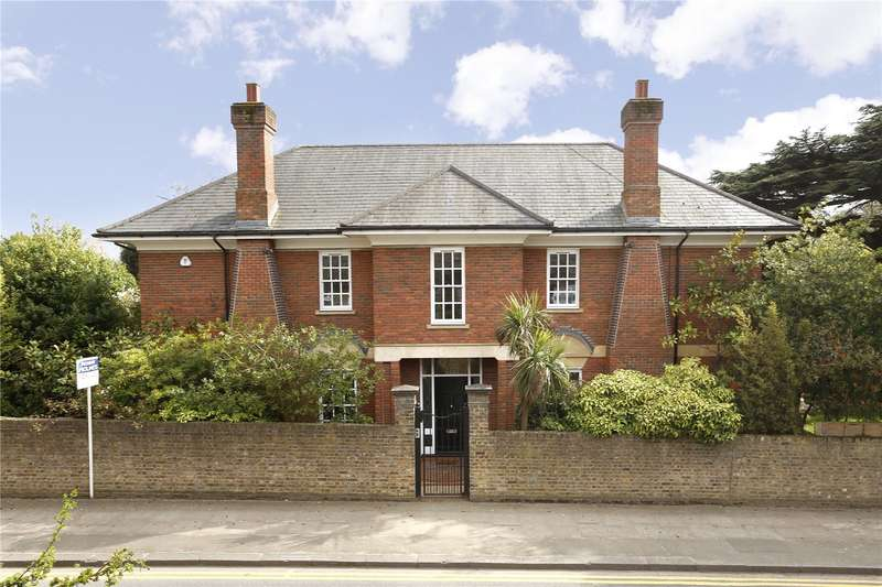 5 Bedrooms Detached House for sale in Prospect Place, London, SW20