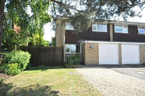 3 Bedrooms Semi Detached House for sale in McCarthy Way, Finchampstead, Wokingham