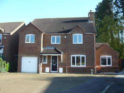 5 Bedrooms Detached House for sale in Blackwood Road, Eaton Socon, St. Neots, Cambridgeshire