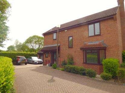 4 Bedrooms Detached House for sale in Rosebay Close, Walnut Tree, Milton Keynes