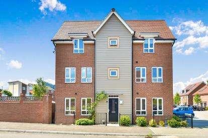 3 Bedrooms Semi Detached House for sale in Butter Row, Wolverton, Milton Keynes, Buckinghamshire
