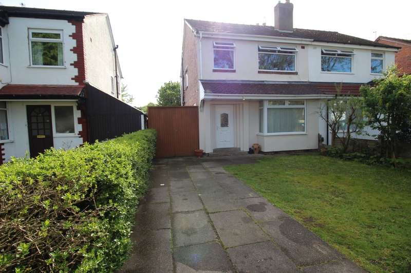 3 Bedrooms Semi Detached House for sale in Park Road, Formby, Liverpool, L37