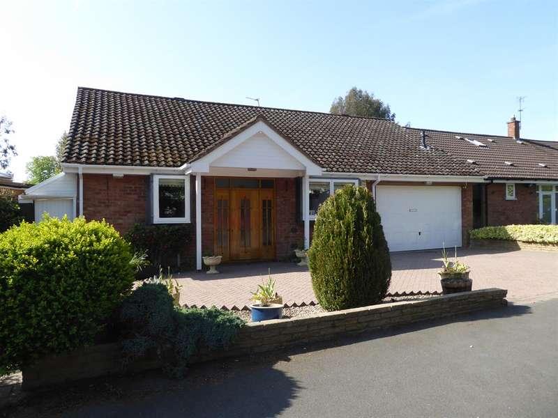 4 Bedrooms Bungalow for sale in Gilmorton Close, Harborne, Birmingham, B17 8QR
