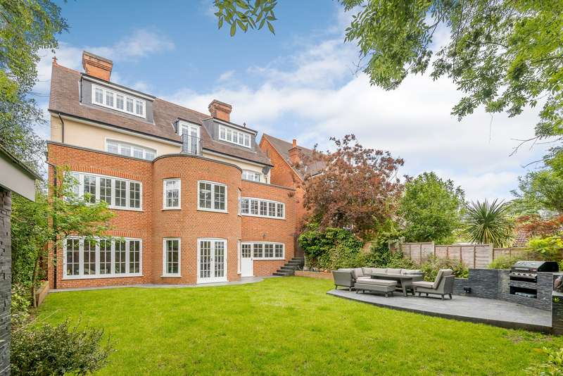 5 Bedrooms Detached House for sale in Teddington