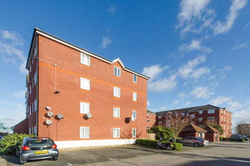 1 Bedroom Flat for sale in Harlinger Street, Woolwich, SE18