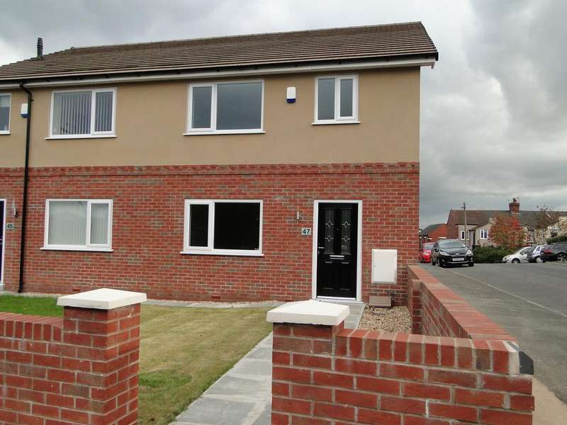 3 Bedrooms Semi Detached House for sale in Prescot Road, St Helens WA10