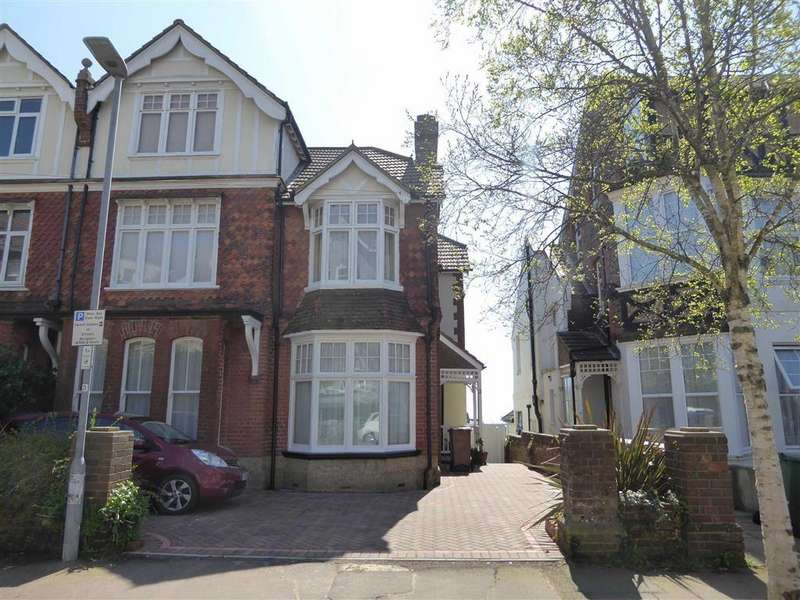 5 Bedrooms Semi Detached House for sale in Stanley Road, Hastings, East Sussex